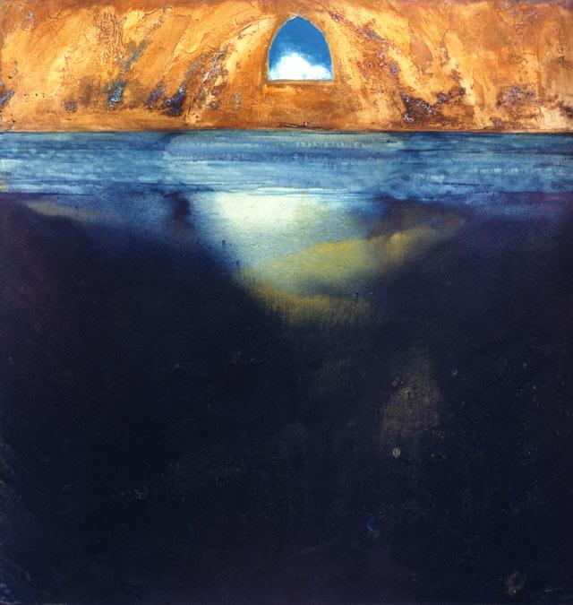 Jane Anne Evans landscape paintings